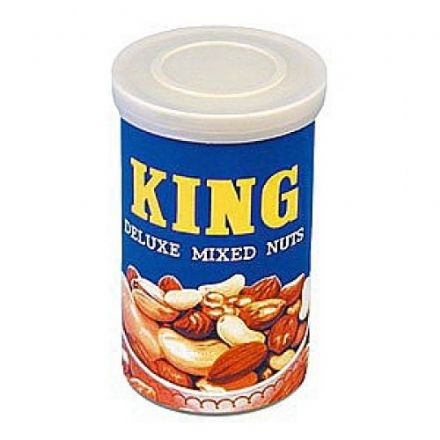 Nut Tin with 3 Spring Loaded Snakes